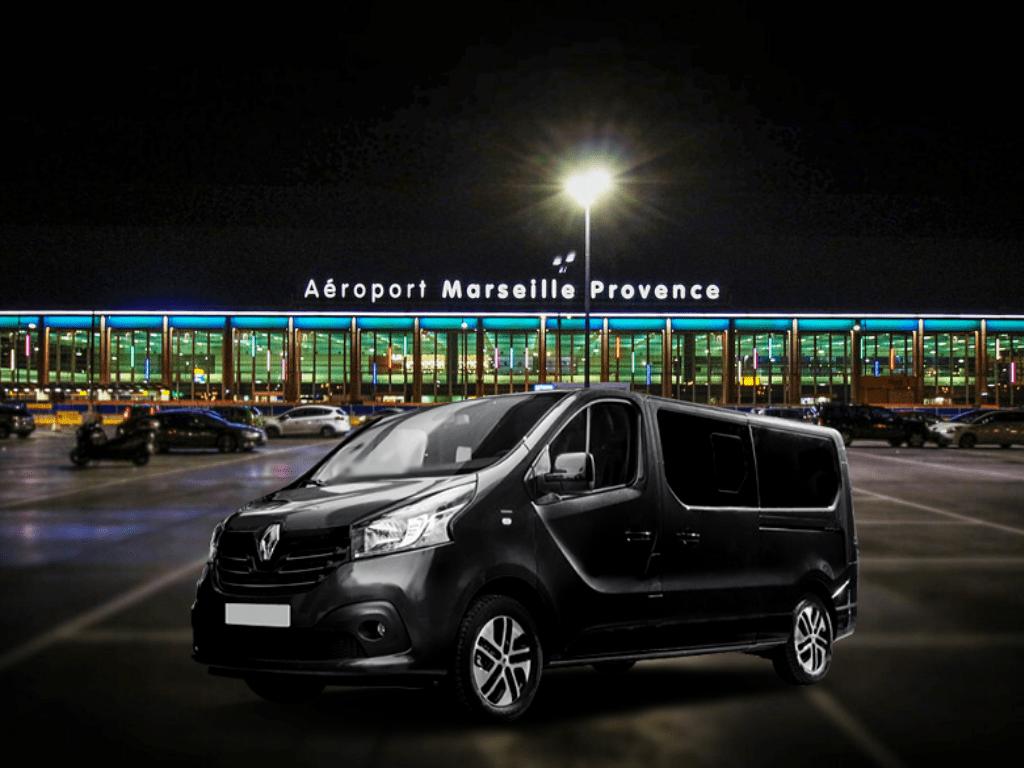 Transfer-Marseille-airport