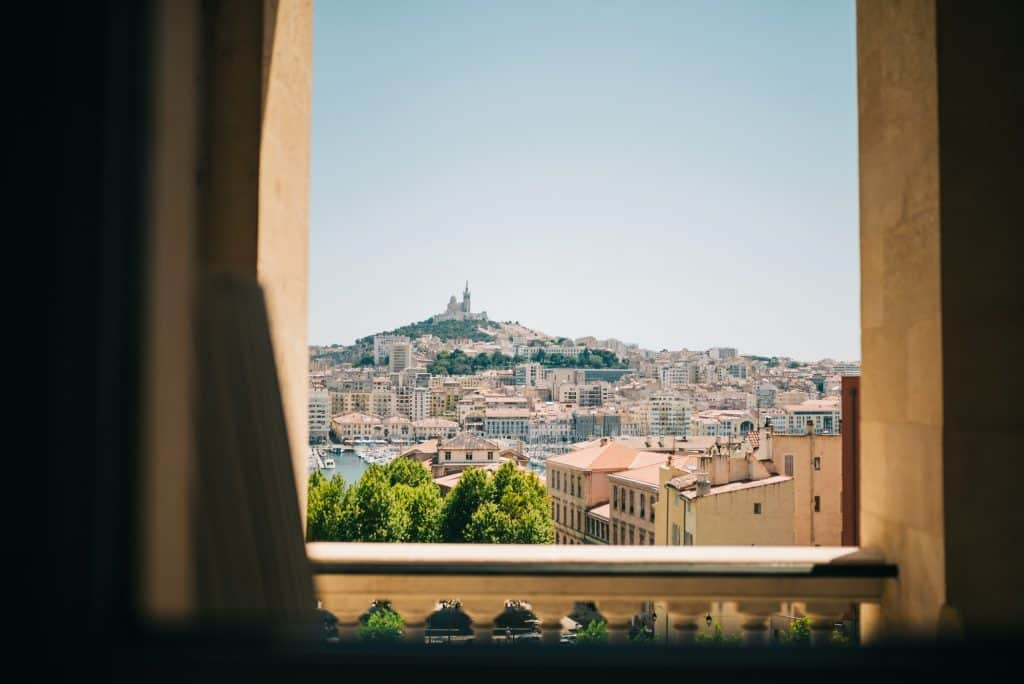 City of Marseille, France